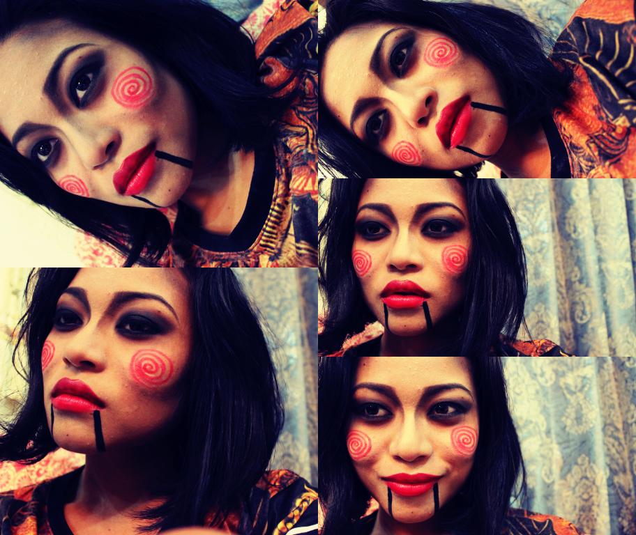 Halloween Make Up ideas   benjamasdotco